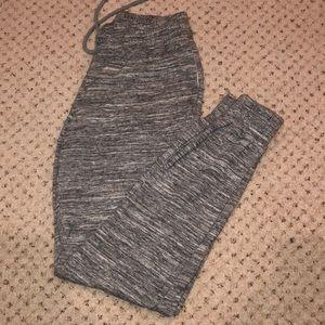 Grey size small sweat pants